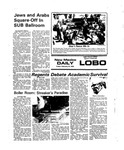 New Mexico Daily Lobo, Volume 079, No 103, 2/27/1976 by University of New Mexico