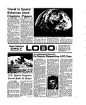 New Mexico Daily Lobo, Volume 079, No 104, 3/1/1976 by University of New Mexico