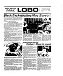 New Mexico Daily Lobo, Volume 079, No 105, 3/2/1976 by University of New Mexico