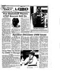 New Mexico Daily Lobo, Volume 079, No 106, 3/3/1976 by University of New Mexico