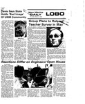 New Mexico Daily Lobo, Volume 079, No 107, 3/4/1976 by University of New Mexico