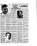 New Mexico Daily Lobo, Volume 079, No 108, 3/5/1976 by University of New Mexico