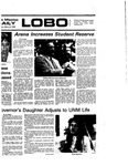 New Mexico Daily Lobo, Volume 079, No 110, 3/9/1976 by University of New Mexico