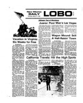 New Mexico Daily Lobo, Volume 079, No 112, 3/11/1976 by University of New Mexico