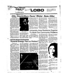 New Mexico Daily Lobo, Volume 079, No 115, 3/23/1976