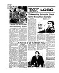 New Mexico Daily Lobo, Volume 079, No 119, 3/29/1976 by University of New Mexico