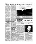 New Mexico Daily Lobo, Volume 079, No 120, 3/30/1976 by University of New Mexico