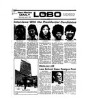 New Mexico Daily Lobo, Volume 079, No 126, 4/7/1976 by University of New Mexico