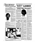 New Mexico Daily Lobo, Volume 079, No 127, 4/8/1976 by University of New Mexico