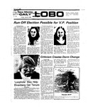 New Mexico Daily Lobo, Volume 079, No 128, 4/9/1976 by University of New Mexico