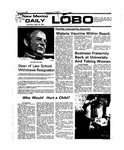 New Mexico Daily Lobo, Volume 079, No 132, 4/15/1976 by University of New Mexico