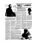 New Mexico Daily Lobo, Volume 079, No 134, 4/19/1976 by University of New Mexico