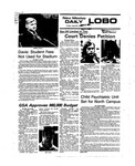 New Mexico Daily Lobo, Volume 079, No 138, 4/23/1976 by University of New Mexico