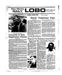 New Mexico Daily Lobo, Volume 079, No 144, 5/21/1976 by University of New Mexico