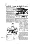 New Mexico Daily Lobo, Volume 080, No 1, 8/16/1976 by University of New Mexico