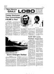 New Mexico Daily Lobo, Volume 080, No 5, 8/26/1976 by University of New Mexico