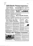 New Mexico Daily Lobo, Volume 080, No 8, 8/31/1976 by University of New Mexico