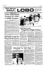 New Mexico Daily Lobo, Volume 080, No 9, 9/1/1976 by University of New Mexico