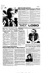 New Mexico Daily Lobo, Volume 080, No 13, 9/8/1976 by University of New Mexico
