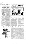 New Mexico Daily Lobo, Volume 080, No 14, 9/9/1976 by University of New Mexico