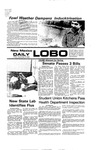 New Mexico Daily Lobo, Volume 080, No 15, 9/10/1976 by University of New Mexico