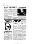 New Mexico Daily Lobo, Volume 080, No 23, 9/22/1976 by University of New Mexico