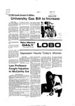 New Mexico Daily Lobo, Volume 080, No 25, 9/24/1976 by University of New Mexico