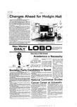 New Mexico Daily Lobo, Volume 080, No 27, 9/28/1976 by University of New Mexico