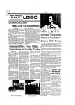 New Mexico Daily Lobo, Volume 080, No 29, 9/30/1976 by University of New Mexico