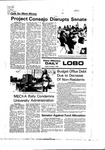 New Mexico Daily Lobo, Volume 080, No 30, 10/1/1976 by University of New Mexico