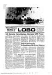 New Mexico Daily Lobo, Volume 080, No 41, 10/18/1976 by University of New Mexico