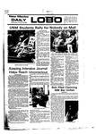 New Mexico Daily Lobo, Volume 080, No 43, 10/20/1976 by University of New Mexico
