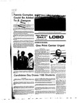 New Mexico Daily Lobo, Volume 080, No 44, 10/21/1976 by University of New Mexico