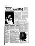 New Mexico Daily Lobo, Volume 080, No 51, 11/1/1976 by University of New Mexico