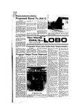 New Mexico Daily Lobo, Volume 080, No 52, 11/2/1976 by University of New Mexico