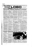 New Mexico Daily Lobo, Volume 080, No 54, 11/4/1976 by University of New Mexico
