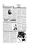 New Mexico Daily Lobo, Volume 080, No 56, 11/8/1976 by University of New Mexico