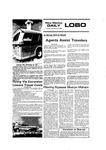 New Mexico Daily Lobo, Volume 080, No 57, 11/9/1976