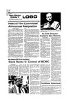 New Mexico Daily Lobo, Volume 080, No 58, 11/10/1976 by University of New Mexico