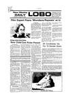 New Mexico Daily Lobo, Volume 080, No 59, 11/11/1976