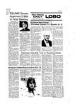 New Mexico Daily Lobo, Volume 080, No 60, 11/12/1976 by University of New Mexico