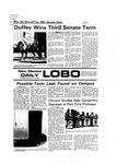 New Mexico Daily Lobo, Volume 080, No 64, 11/18/1976 by University of New Mexico