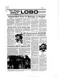 New Mexico Daily Lobo, Volume 080, No 66, 11/22/1976