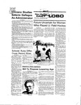New Mexico Daily Lobo, Volume 080, No 68, 11/24/1976