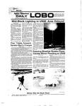 New Mexico Daily Lobo, Volume 080, No 69, 11/29/1976 by University of New Mexico