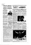 New Mexico Daily Lobo, Volume 080, No 75, 1/17/1977 by University of New Mexico