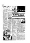 New Mexico Daily Lobo, Volume 080, No 80, 1/24/1977