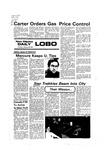 New Mexico Daily Lobo, Volume 080, No 81, 1/25/1977 by University of New Mexico
