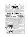 New Mexico Daily Lobo, Volume 080, No 86, 2/1/1977 by University of New Mexico
