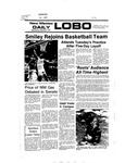 New Mexico Daily Lobo, Volume 080, No 87, 2/2/1977 by University of New Mexico